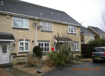 Thumbnail 2 bed terraced house to rent in Gregory Mead, Yatton, Bristol