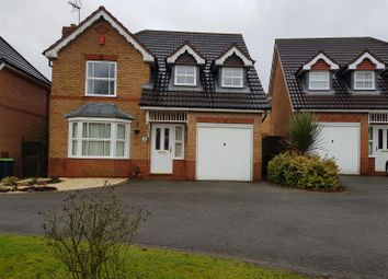 Thumbnail 4 bed detached house for sale in Castlewood Grove, Sutton-In-Ashfield