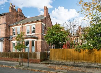 Thumbnail 4 bed end terrace house for sale in Colville Street, Nottingham