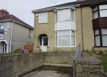 3 bed semi-detached house to rent in Cecil Road, Gowerton, Swansea. SA4