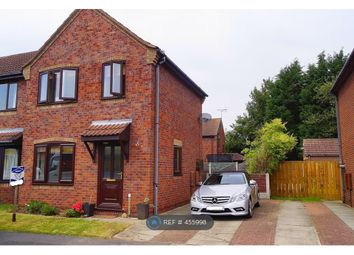 Thumbnail 2 bed semi-detached house to rent in Belwood Drive, Doncaster