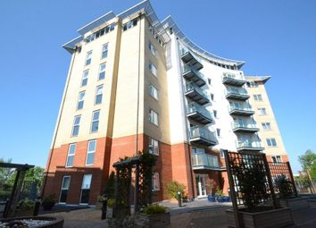 Thumbnail 2 bed flat for sale in Centrums Court, Ipswich