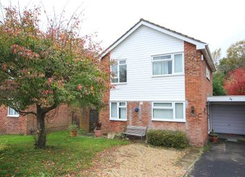 Thumbnail 4 bed link-detached house for sale in Durnsford Avenue, Fleet