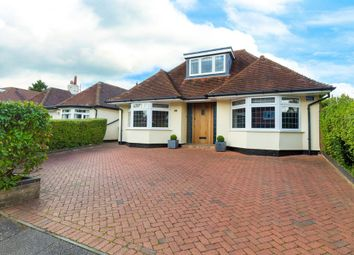 Thumbnail 4 bed detached bungalow for sale in Watton Road, Knebworth