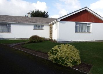 Thumbnail 2 bed bungalow to rent in Sycamore Close, Splatt, Rock, Wadebridge