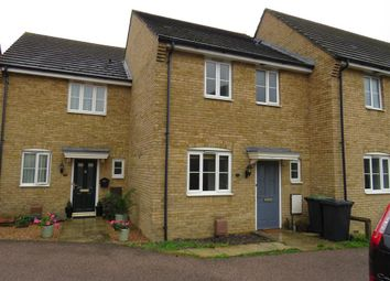 Thumbnail 3 bed terraced house to rent in Dotterel Way, Stowmarket