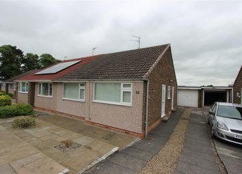 Thumbnail 2 bed semi-detached bungalow for sale in Villiers Close, Darlington