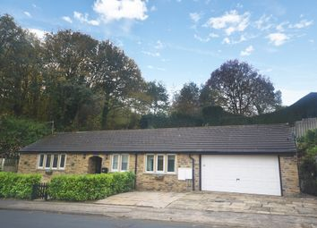Thumbnail 3 bed detached bungalow for sale in Netheroyd Hill Road, Fixby, Huddersfield