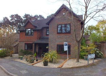 Thumbnail 5 bed detached house for sale in Amber Hill, Camberley, Surrey