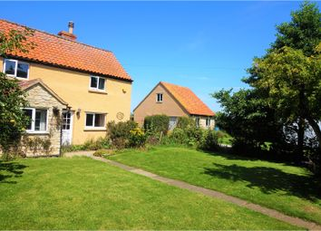 Thumbnail 4 bed cottage for sale in Culverthorpe, Grantham