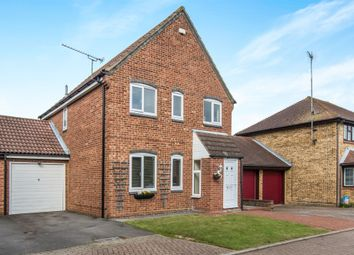 Thumbnail 4 bed detached house for sale in Donemowe Drive, Kemsley, Sittingbourne