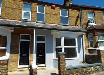 Thumbnail 4 bed terraced house for sale in Victoria Avenue, Margate