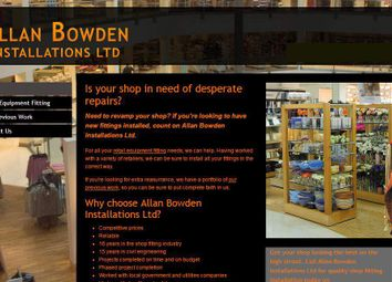 Thumbnail Commercial property for sale in Calne