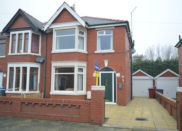 3 bed semi-detached house for sale in Chiltern Avenue, Blackpool FY4