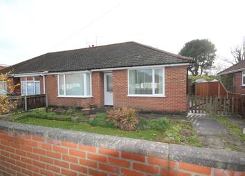 Thumbnail 2 bedroom bungalow to rent in Gorse Road, Norwich