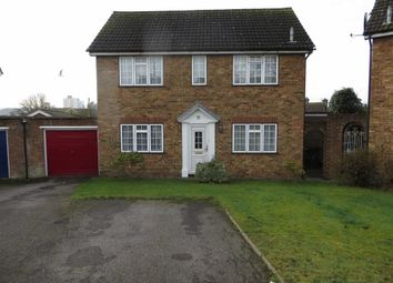 Thumbnail 3 bed detached house for sale in Bellingham Close, St Leonards-On-Sea, East Sussex