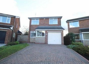Thumbnail 3 bedroom detached house for sale in Thornhill Drive, Worsley, Manchester