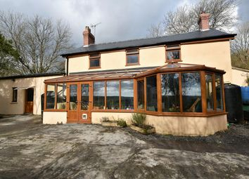 Thumbnail 4 bed farmhouse for sale in Llandewi Velfrey, Whitland