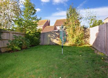 Thumbnail 2 bed semi-detached house for sale in School Lane, Lower Halstow, Sittingbourne, Kent
