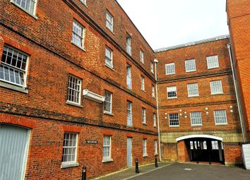 The Granary & Bakery, Weevil Lane, Gosport, Hampshire PO12. 2 bed flat for sale