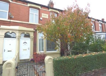 Thumbnail 3 bed terraced house for sale in Leyland Road, Penwortham, Preston, Lancashire