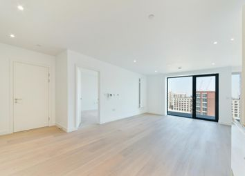 Thumbnail 1 bedroom flat to rent in Pendant Court, Royal Wharf, London
