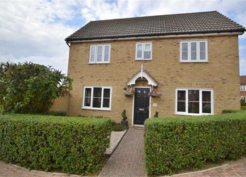 Thumbnail 3 bed end terrace house for sale in Hunt Hill Close, Great Ashby, Stevenage, Herts