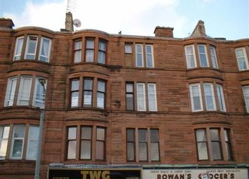 Thumbnail 1 bed flat to rent in Budhill Avenue 24, Flat 2/2, Glasgow