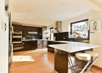 Thumbnail 4 bed detached house for sale in Twyner Close, Horley