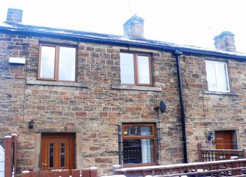 Thumbnail 3 bed terraced house to rent in Water Street, Scissett, Huddersfield, West Yorkshire
