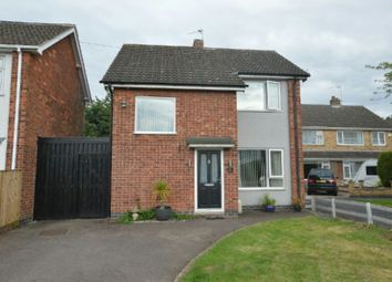 Thumbnail 4 bed detached house for sale in Ripon Drive, Blaby, Leicester