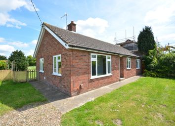 Thumbnail 3 bed detached bungalow to rent in Bunwell Street, Bunwell, Norwich