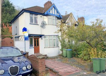 Thumbnail 3 bed end terrace house to rent in Donaldson Road, Shooters Hill, London