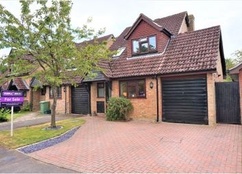 Thumbnail 3 bed link-detached house for sale in Pettys Brook Road, Chineham, Basingstoke