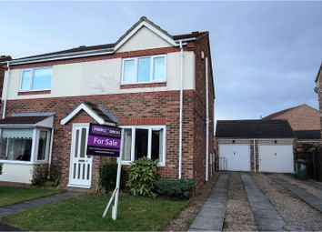 Thumbnail 2 bed semi-detached house for sale in Yoredale Close, Ingleby Barwick, Stockton-On-Tees