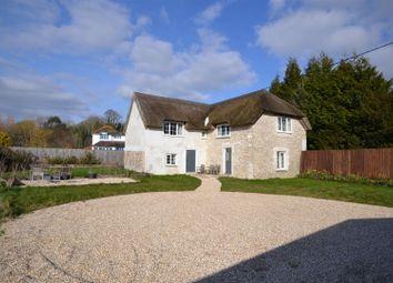 Thumbnail 5 bed detached house for sale in Dorchester Road, Grimstone, Dorchester