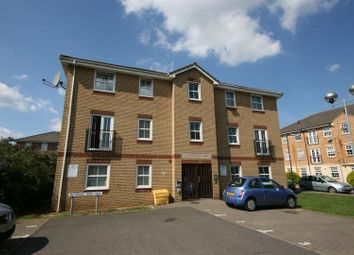 Thumbnail 1 bed flat for sale in Henry Bird Way, Northampton