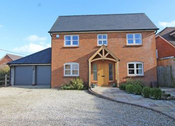 Thumbnail 4 bed detached house for sale in School Road, Nomansland, Salisbury
