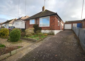 Thumbnail 2 bed bungalow to rent in Elmfield Crescent, Exmouth