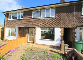 Thumbnail 3 bed terraced house for sale in Priors Close, Upper Beeding, Steyning