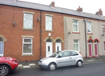 Thumbnail 2 bed flat for sale in Blyth Street, Seaton Delaval, Whitley Bay