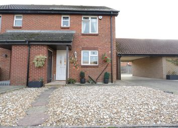 Thumbnail 3 bed end terrace house for sale in Norwich Crescent, Rayleigh