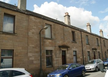 Thumbnail 1 bed flat to rent in Colquhoun Street, Stirling