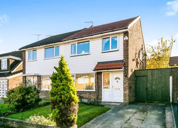Thumbnail 3 bed semi-detached house for sale in Grange Farm Crescent, Newton, West Kirby