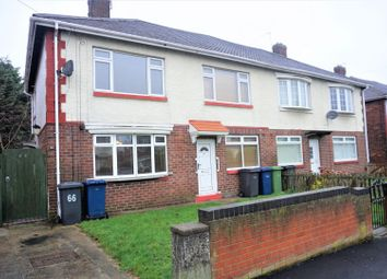 Thumbnail 1 bed flat for sale in Glasgow Road, Jarrow