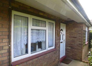 Thumbnail 1 bed semi-detached bungalow for sale in Allington Close, Bainton, Stamford