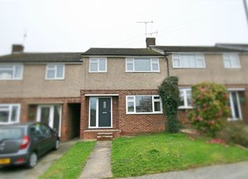 Thumbnail 3 bed terraced house for sale in Palm Close, Chelmsford, Essex