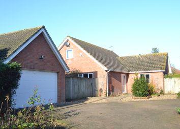 Thumbnail 3 bedroom detached bungalow to rent in Recreation Walk, Harleston, Norfolk