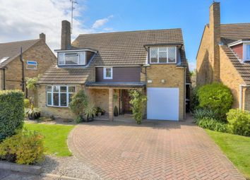 Thumbnail 5 bedroom detached house for sale in Farringford Close, Chiswell Green, St.Albans