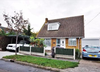 Thumbnail 3 bed detached house for sale in Fairlop Avenue, Canvey Island